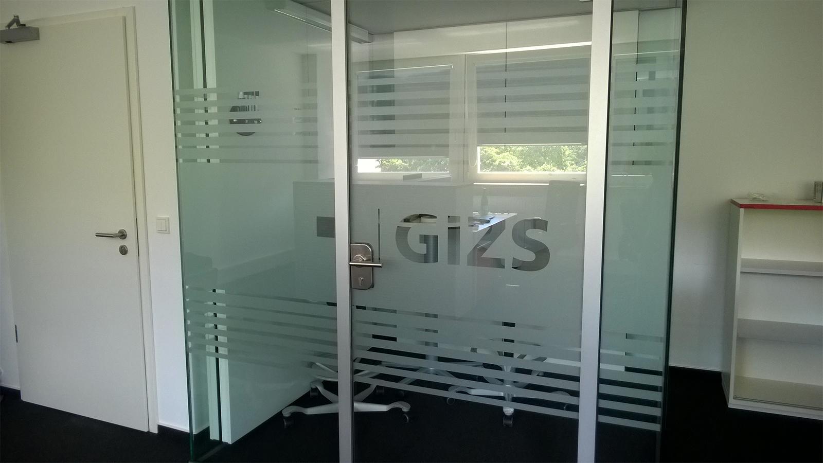 Sichtschutz Galerie Meides